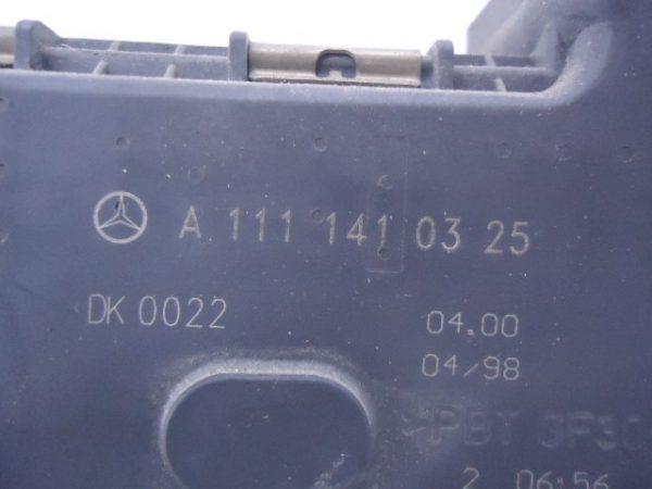 C-KLASSE W203 GASKLEP KOMPRESSOR 200/230 A1111410325-241