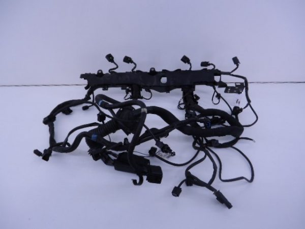 E-KLASSE W210 E320CDI MOTORBLOK KABEL A2105408406-0