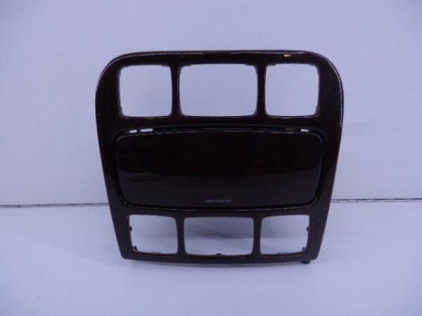 S-KLASSE W220 DASHBOARD MIDDENPANEEL WORTELNOOT-0
