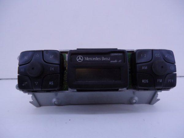 S-KLASSE W220 RADIO CASSETTE 2208200686-0