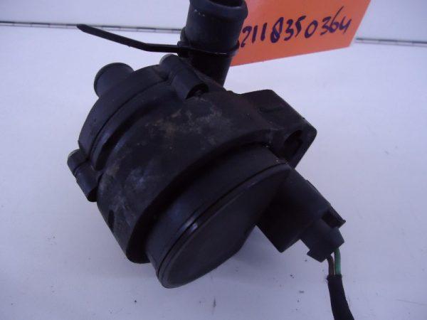 E-KLASSE W211 KOELVLOEISTOFPOMP A2118350364-0