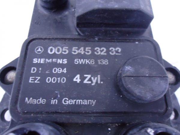 E-KLASSE W124 190 SERIE W201 ONTSTEKINGSMODULE A0055453232-1440
