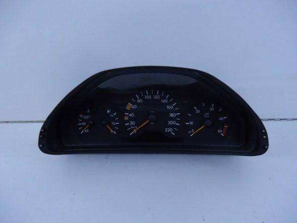 E-KLASSE W210 290TD TELLERKLOK COMBIKLOK A2105403648-0