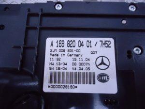 A-KLASSE W169 BINNENLICHT A1698208401-1566
