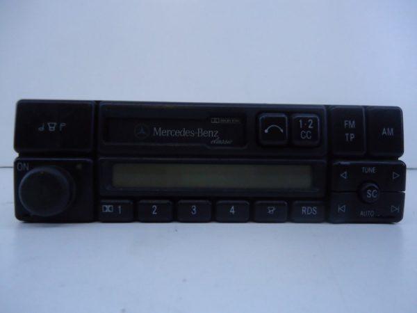 E-KLASSE W210 RADIO CASSETTE CLASSIC A0038202986-0