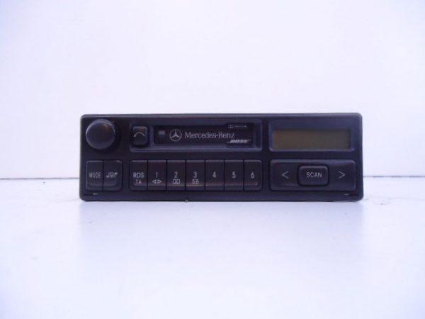 ML-KLASSE W163 RADIO CASSETTE BOSE A1638200086-0