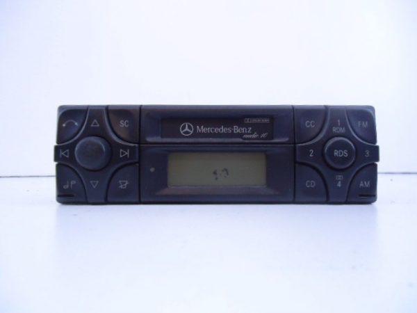 E-KLASSE W210 RADIO CASSETTE CLASSIC A2108200986-0