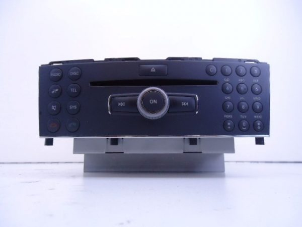 C-KLASSE W204 AUDIO 20 CD A2048704490-0