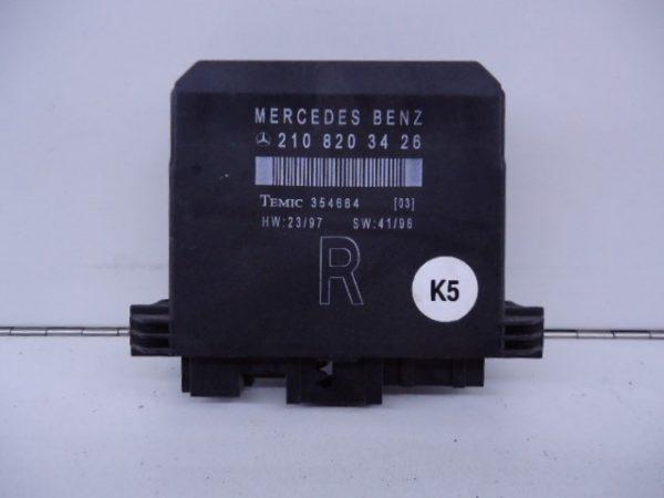 E-KLASSE W210 DEUR MODULE RECHTSVOOR A2108203426-0
