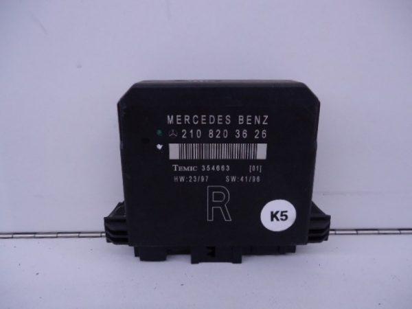 E-KLASSE W210 DEUR MODULE RECHTSVOOR A2108203626-0