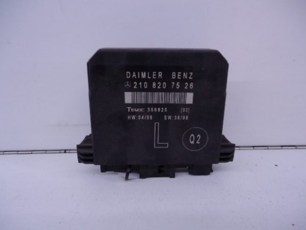 E-KLASSE W210 DEUR MODULE LINKSVOOR A2108207526-0
