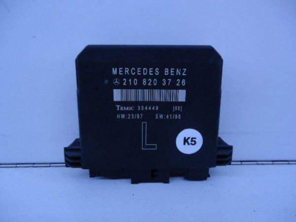 E-KLASSE W210 DEUR MODULE LINKSVOOR 2108203726-0