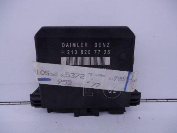 E-KLASSE W210 DEUR MODULE LINKSVOOR 2108207726-0