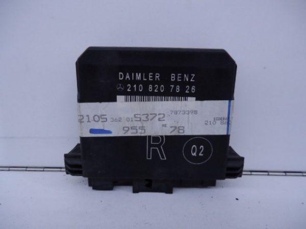 E-KLASSE W210 DEUR MODULE RECHTSVOOR MEMORY A2108207826-0