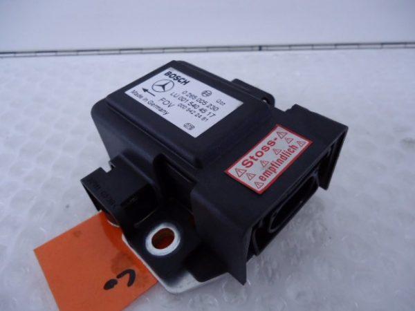 S-KLASSE W220 DWARSVERSNELLINGSSENSOR A0015404517-0