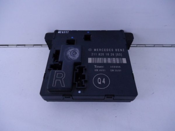 E-KLASSE W211 DEUR MODULE RECHTSACHTER A2118201626-0