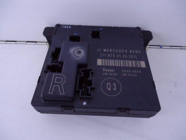 E-KLASSE W211 DEUR MODULE RECHTSACHTER A2118704126-0