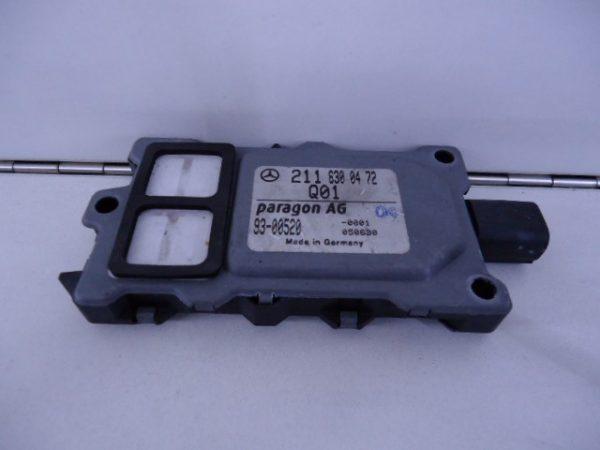 E-KLASSE W211 SCHADGASSENSOR SCHADESTOFSENSOR A2118300472-0