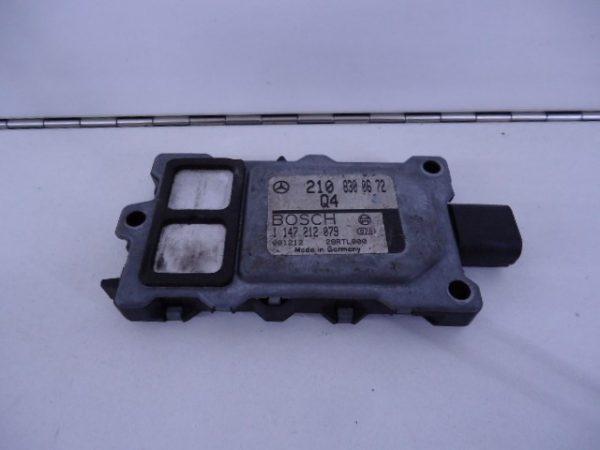E-KLASSE W210 SCHADGASSENSOR SCHADESTOFSENSOR 2108300672-0