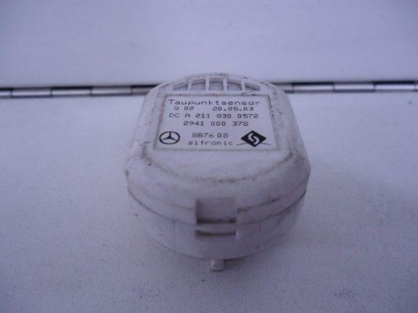 E-KLASSE W211 TAUPUNKTSENSOR KACHEL A2118300572-0