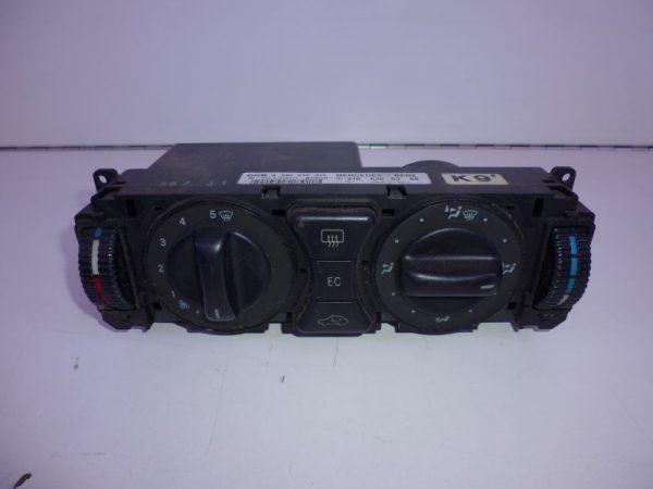 E-KLASSE W210 KACHELBEDIENING PANEEL 2108300385-0