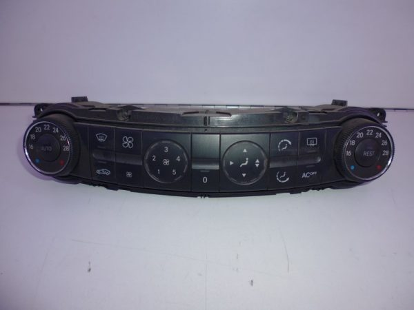 E-KLASSE W211 KACHELBEDIENING PANEEL A2118300385-0