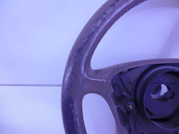 S-KLASSE W220 STUUR STUURWIEL LEDER GEBRUIKT 2204600403 1A61-2331
