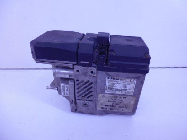 S-KLASSE W220 S320CDI VOORVERWARMING STANDVERWARMING A2205003598-0