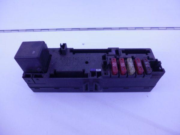 E-KLASSE W210 RELAIS MODULE A0005400172-0