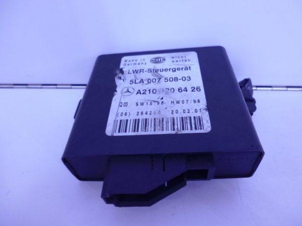 E-KLASSE W210 RELAIS MODULE LICHTHOOGTEREGELING A2108206426-0