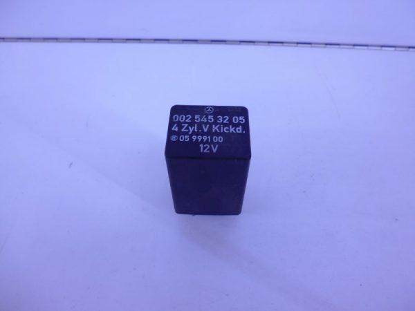 W124 RELAIS KICKDOWN A0025453205-0