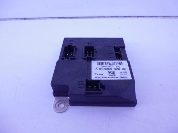 E-KLASSE W211 SAM MODULE BIJRIJDER A2115455332-0