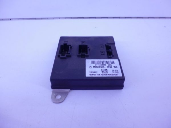 E-KLASSE W211 SAM MODULE BIJRIJDER A2115453632-0