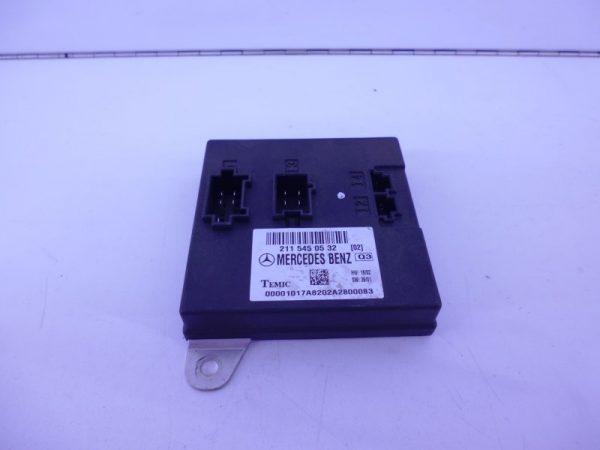 E-KLASSE W211 SAM MODULE BIJRIJDER A2115450532-0