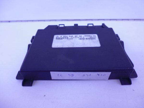 CLK-KLASSE W208 EGS51 MODULE A0245458532-0
