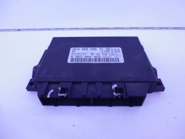 E-KLASSE W211 PTS MODULE A0255457132-0