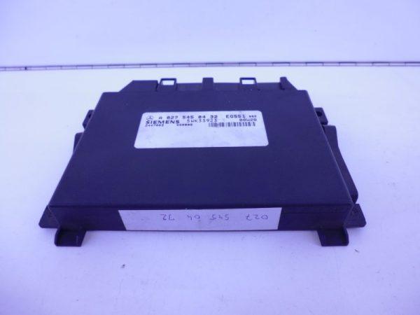 S-KLASSE W220 RELAIS MODULE PTS A0295456132-2838