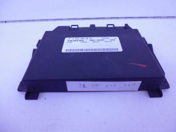 E-KLASSE W211 EGS MODULE A0325452632 EGS52-0
