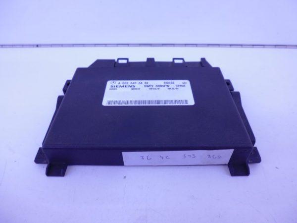 E-KLASSE W211 EGS MODULE A0325453432 EGS52-0