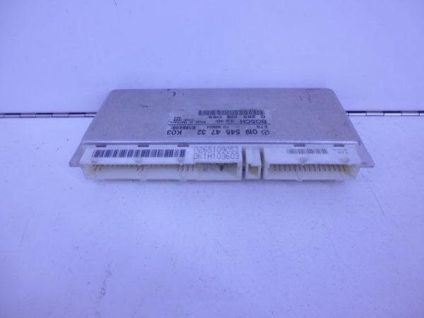 E-KLASSE W210 RELAIS MODULE ETS ESP A0195454732-0