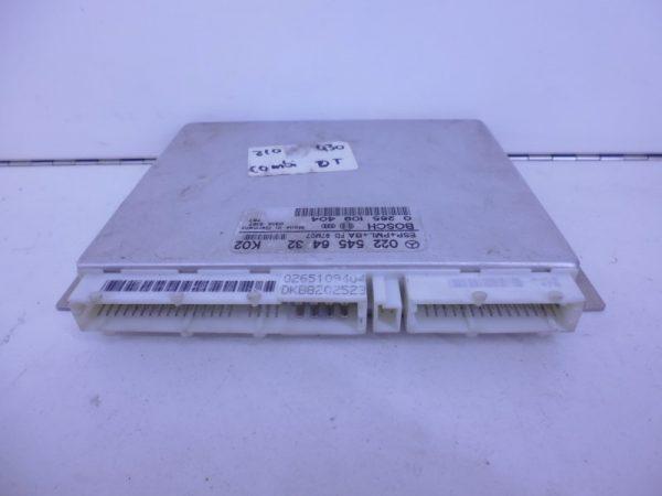 E-KLASSE W210 RELAIS MODULE ASR ESP A0225456432-0