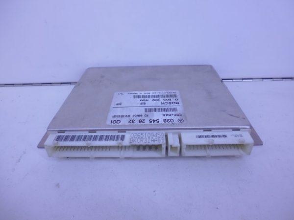 A-KLASSE W168 RELAIS MODULE ESP A0285452632-0