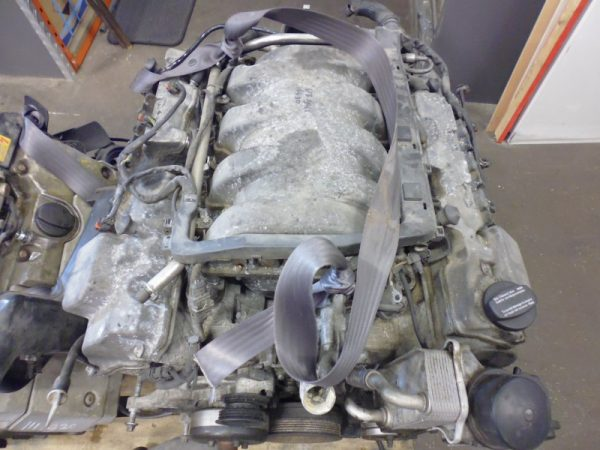S-KLASSE W220 S430/500 MOTORBLOK M 113941-0