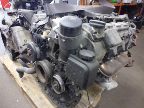 S-KLASSE W220 S430/500 MOTORBLOK M 113941-2927