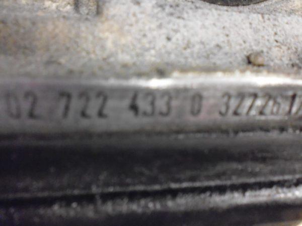 E280 E320 W124 AUTOMAAT AUTOMATISCHE VERSNELLINGSBAK 722433 GEBRUIKT-2949