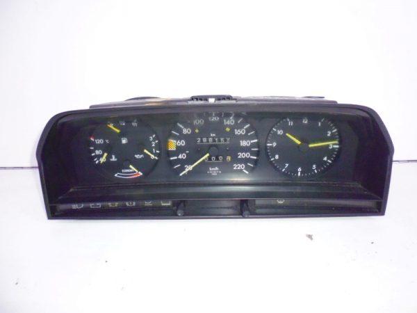 190 W201 BENZINE TELLERKLOK COMBIKLOK A2015422106-0