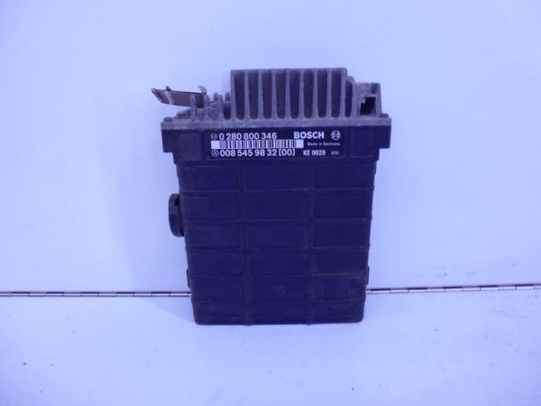E-KLASSE W124 230 MOTORCOMPUTER ECU A0085459832-0