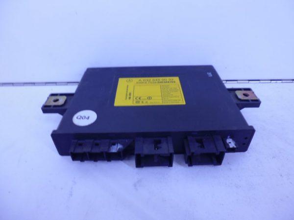 S-KLASSE W220 RELAIS MODULE KEYLESS GO A0325450032-0