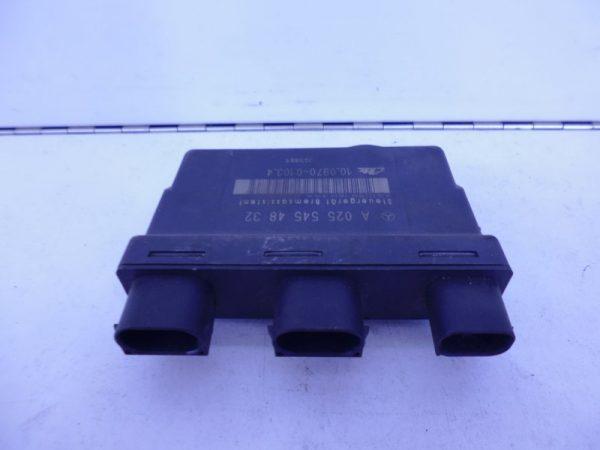 E-KLASSE W210 RELAIS MODULE BAS A0255454832-0
