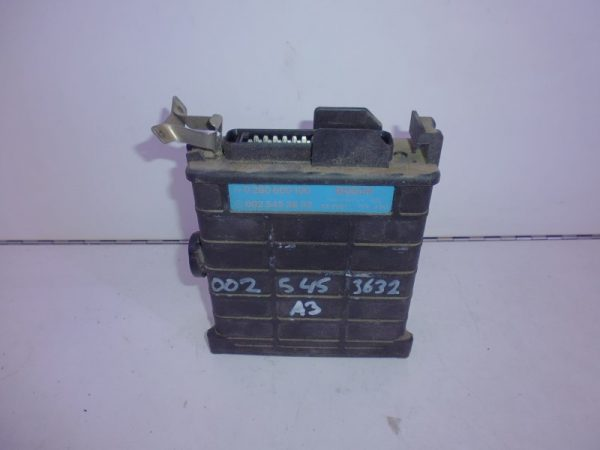 190 SERIE W201 RELAIS MODULE KE JETRONIC A0025453632-0
